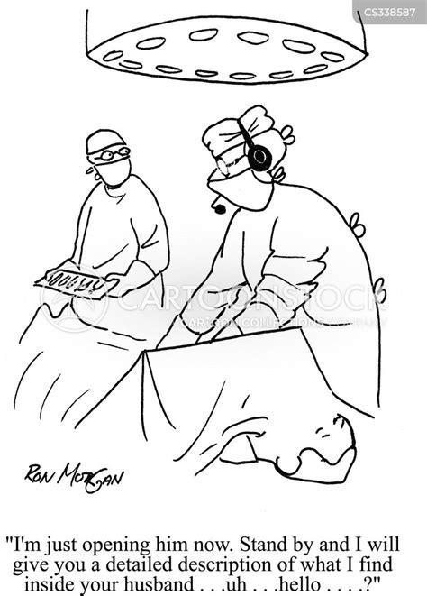 Open Heart Surgery Cartoons and Comics - funny pictures