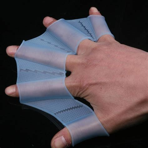 2020 Silicone Material Swimming Fins For Hands Sailor