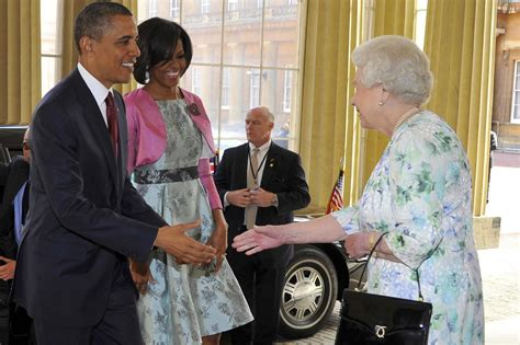 Michelle Obama's book: 'how the Queen and I laughed about