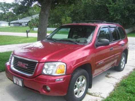 Purchase used 2003 GMC Envoy SLE Repair or Salvage for