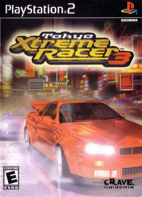 Tokyo Xtreme Racer 3 for PlayStation 2 (2003) - MobyGames