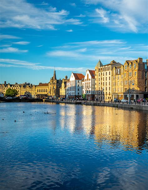 Things to do in Leith Edinburgh   Parliament House Hotel