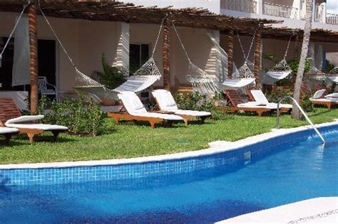 Swim up rooms - Picture of Excellence Riviera Cancun