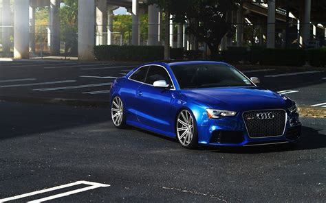 Audi, RS6, Audi RS6, Blue Cars Wallpapers HD / Desktop and