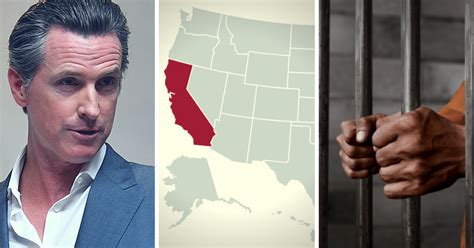 California gov lets death row inmates off the hook