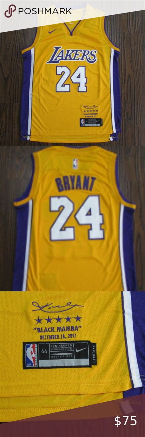 11+ Black Mamba Lakers Jersey 2020 Pictures - Expectare Info