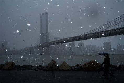 New York Weather: Snow Storm Moves Out, but Worries Over