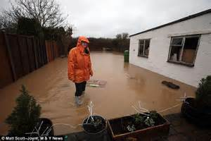 UK Weather: South West on flood alert again as parts of