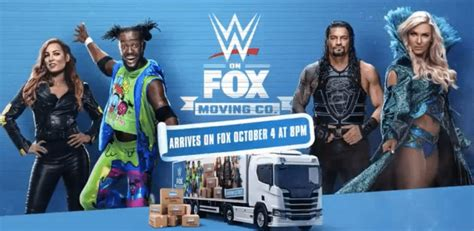 WWE SmackDown moving truck will tour across several cities