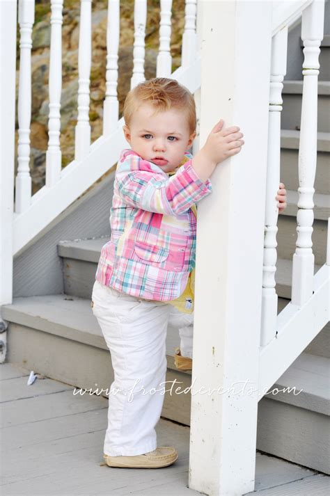 Easter Egg Hunt Fun and Easter Outfits for Boys
