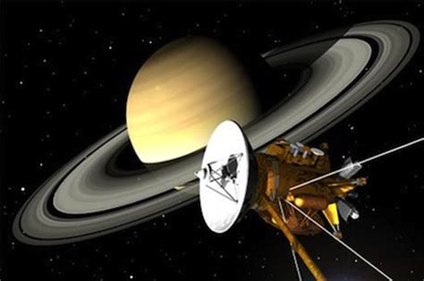 Spaceflight Now   Breaking News   Cassini mission