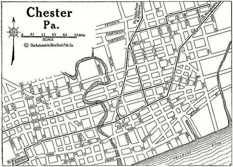 OldChesterPa: Maps