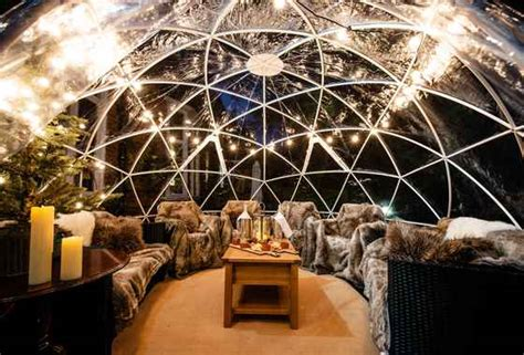 Christmas Party Igloo Southcrest Manor Hotel Redditch