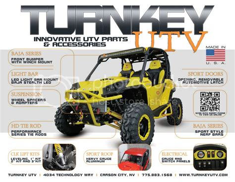 *NEW* Brochure Shows All Our Accessories - Can-Am