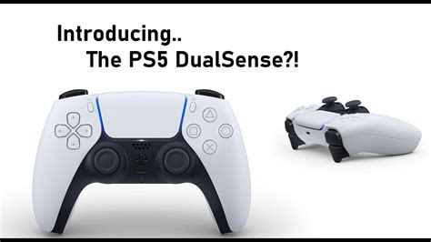 PS5 DualSense Controller REVEALED: Not What I Expected