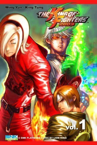 The King Of Fighters 2003 Manga   Anime-Planet
