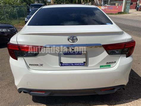 2015 Toyota Mark X 250G for sale in Manchester, Jamaica