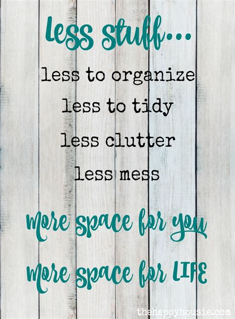 Real World Organizing: How to Keep Your House Tidy {with