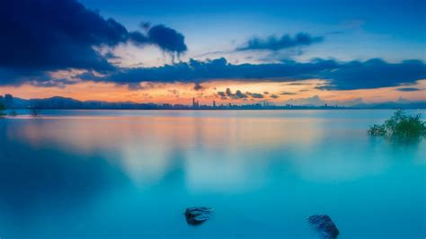 Sunset Waters Wallpapers   HD Wallpapers   ID #14063