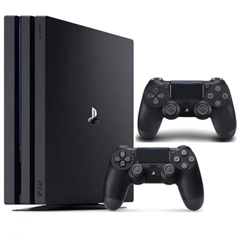 Consola Sony Ps4 Pro 1 Tb + 2 Control Dualshock – Prophone