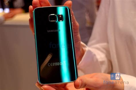 Samsung Galaxy S6 Edge Emerald Green officially launched