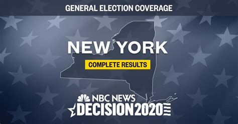 New York election results 2020: Live results by county