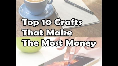 Top 10 Crafts That Make The Most Money – Craft DIY Ideas