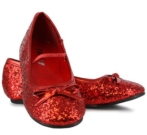 Sparkle Ballerina (Red) Child Shoes   Costumes
