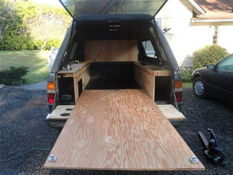 How to Build the Ultimate DIY Truck Bed Camper Setup (Step