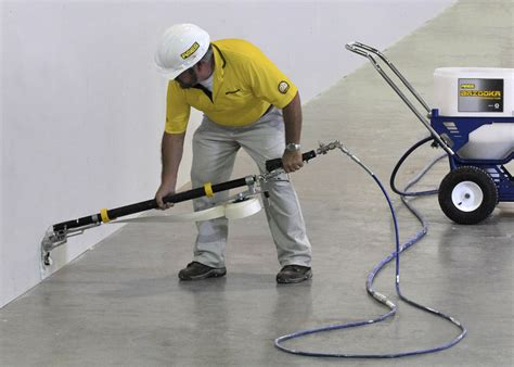 Ames Bazooka Continuous Flow System Boosts Drywall