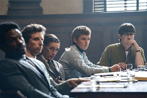 First trailer lands for Aaron Sorkin's 'The Trial of the