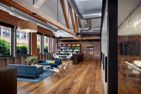 Wonderful Warehouse: Office space that was originally a