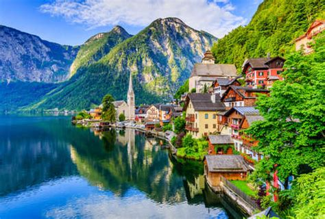 Most Beautiful Small Towns In the World: Gorgeous Villages