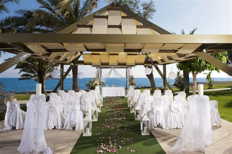 Weddings at Athena Beach in Cyprus - Abroad Weddings