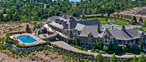 19,500 Square Foot Mansion In Reno, NV On The Market For