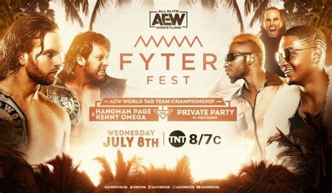 """Report: Why """"Hangman"""" Adam Page & Kenny Omega Vs"""