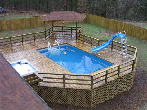 Why Above Ground Pools are More Recommended for You