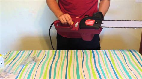 Harbor Freight Electric Chainsaw Test Review, Chicago