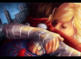 Gwen and Peter 17-02-2015 by Luciand29 on DeviantArt