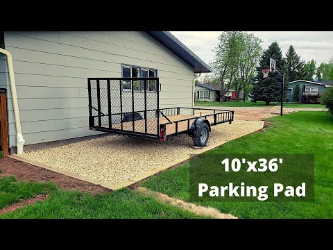 11 best RV Parking Pad Landscaping Ideas images on