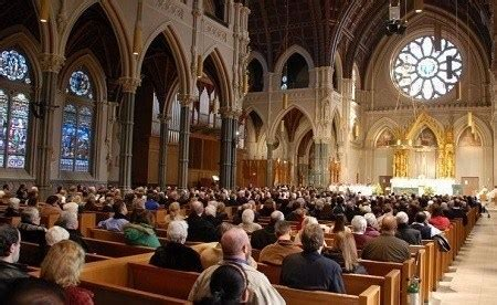 Televised and Live Streamed Catholic Services in Rhode