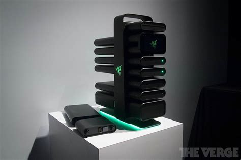 Razer reveals Project Christine, the concept gaming PC