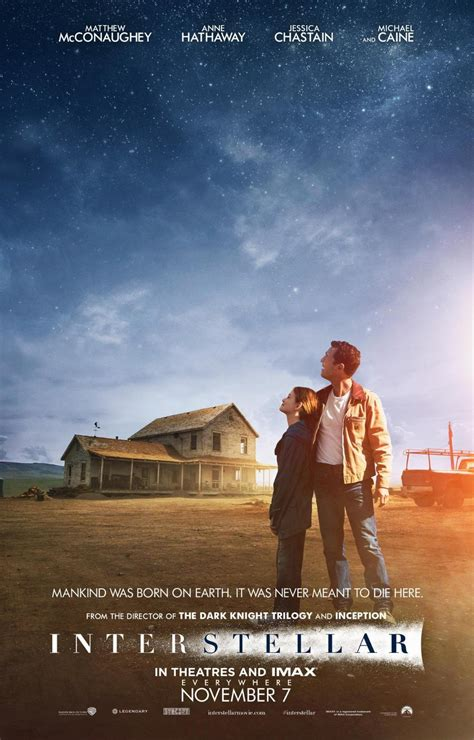 Matthew McConaughey Goes From Earth to Space In Four New