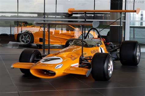 1969 McLaren M7C Cosworth - Images, Specifications and