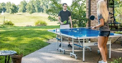 The 7 Best Outdoor Ping Pong Tables Reviewed For 2019