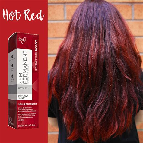 Ion Permanent Hair Color Midnight Violet Black - beautiful