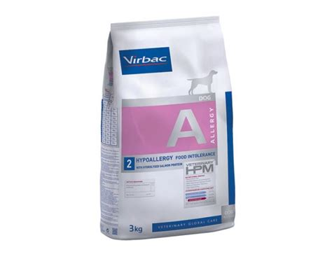 Virbac Hpm Canine Allergy Hypoallergenic A2 Pienso para