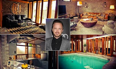 Breaking Bad's Aaron Paul's STUNNING Boise home for $400
