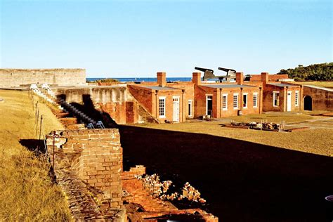 Review of Fort Clinch State Park Beach - World's Best Beaches